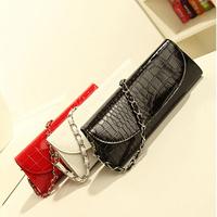 Hot Sale Women's handbag Snakeskin pattern shoulder bags messenger bag female small totes free shipping