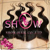 5a Unprocessed virgin hair,3 part lace frontal closure 13*4 ,brazilian body wave closure,10-30 inch 2 pcs lot for women