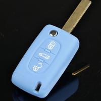Card 408 key cover car 408 silica gel car key wallet 307 pulchritudinous 508 key wallet