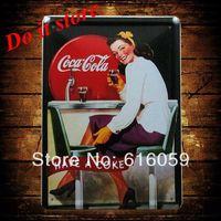 [ Do it ] Vintage Tin Signs PUB House Cafe Retro Metal painting Retro Craft Decor 15*21 CM N-57