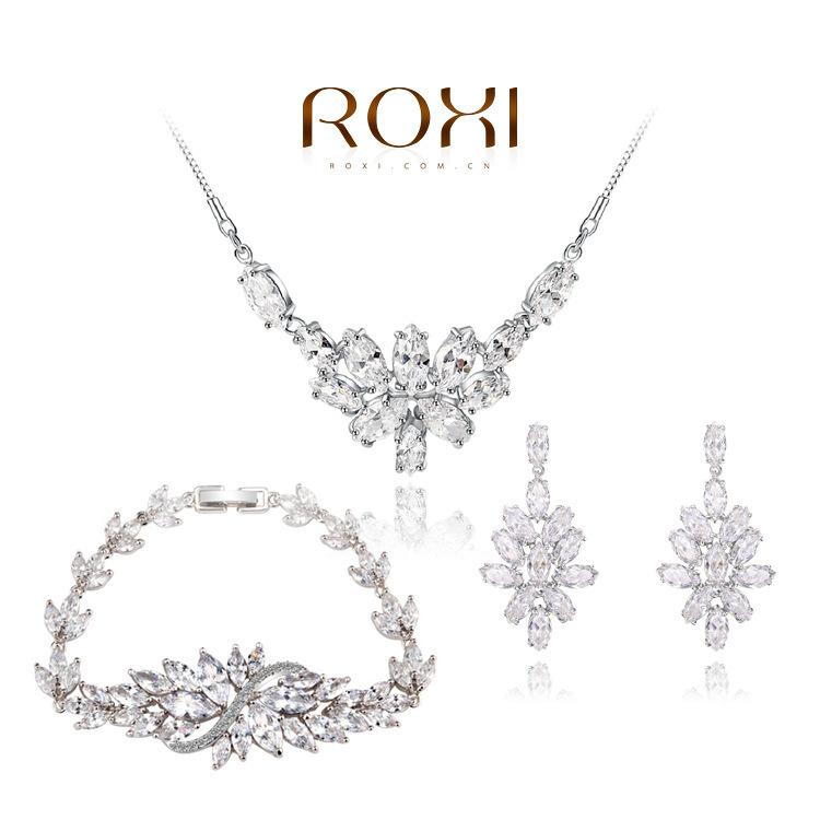 Ювелирный набор ROXI , AAA , 107030
