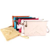 new hot vlieger vandam pistol bag style bag day clutch messenger bag,3d PU bags Large gun handbags