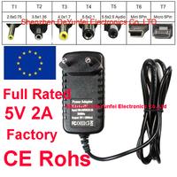 Free Shipping 1PCS CE ROHS LA-520W LA-520 Mains EU 5V 2A Power Adapter