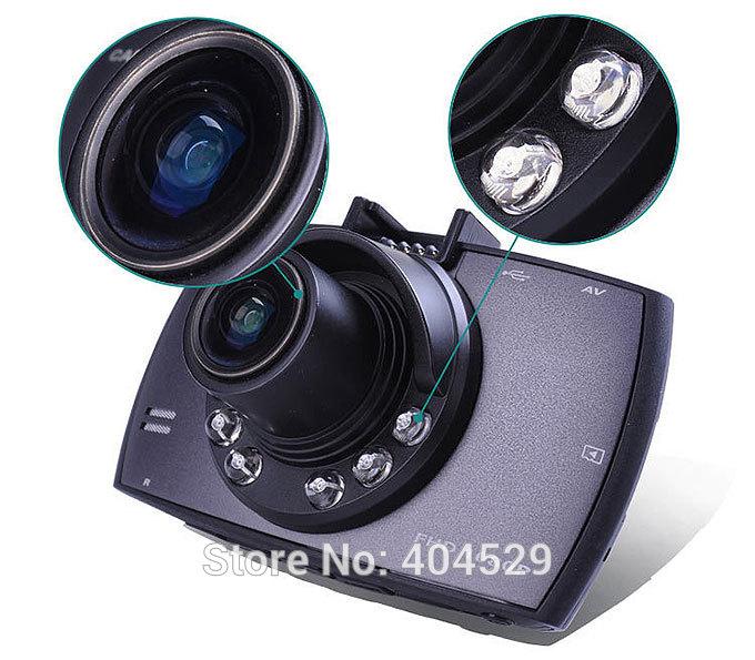 Автомобильный видеорегистратор Hyperguider 96220 G30 DVR 2.7 LCD 170 6 WDR 1080 P HD