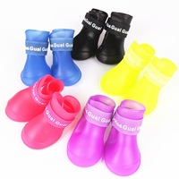 New Fashion puppy boots rain boots for dogs shoes and pet shoes for your loved pet