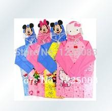 wholesale kids rain coat
