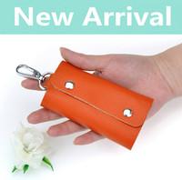 new 2014 High grade genuine leather classics business key wallets key holder key case hand bags designers fashion women key bag