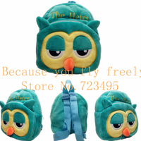 Tfe Heirs 2014 3D the children's cartoons bags / plush small backpacks for boys and girls kids gifts / the best of bags