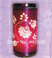 warm reading light Silk+PVC flame-retardant material, reading light as bottle out looking drop shipping!!!