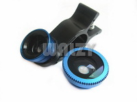 3in1 Fisheye Wide Angle Macro Lens Kit For Mobile Phone