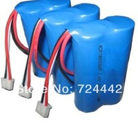 Wholesale -DH9053 volitation RC helicopter batteries parts 2000mAh 7.4v 18650 Lithium AKKU battery 10pcs a lots