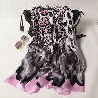 180x70cm 124015 2014 Newest Women's 100% Silk scarf, 100% Silk scarves, rectangle silk scarf, Free Shipping  Muslim Hijab
