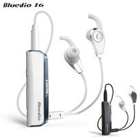 Bluedio Energy S2 Bluetooth 4.0 Headset Stereo Earbuds Earphone Wireless Sports Headphones Built-in Microphone Water/Sweat Proof