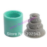 Soft Silicone Cake Fondant Decoration Mold Sugarcraft Clay Soap Mould