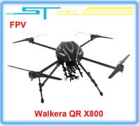 2014 Newest Walkera QR X800 Brushless motor FPV GPS Drone RC Quadcopter BNF RTF helicopter VS QR X350 pro DJI Phantom 2  boy toy