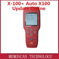 X-100+ Auto X100 Plus Key Programmer Update Online