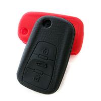 Roewe 750 genuine leather car silica gel key wallet key cover