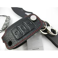 Vw polo passat touareg free thouin drive link lavida scirocco genuine leather key wallet set
