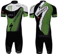 HOT!!!--Green bike cycling  Bib Shorts