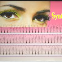 Wholesales 100case False Eyelashes Extension 8mm 10mm 12mm C-Lash Curling Fake Lashes Natural Makeup Artificial Lash Kit E-025