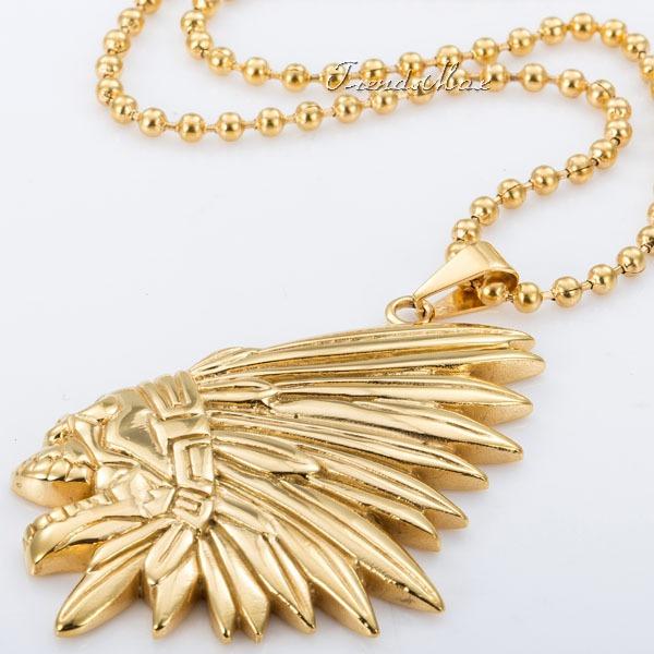 Gold Tone Jewelry Gold Tone Native American
