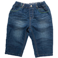 Free Shipping Boys Summer Jeans Shorts Five Pants Pocket Kids Casual Short ,K6609