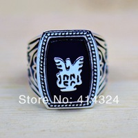 fashion 1pc  The Vampire Diaries Jeremy resurrection ring Elena punk Ring Quality Fashion jewelry
