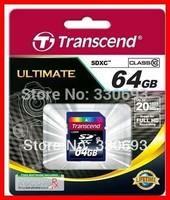 Memory Card 64gb class 10 SD Card 32GB class 10 Flash card 8GB 16GB SDHC Memory Cards,Gift Reader+Retail box+Free Shipping