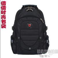 Man bag oxford fabric backpack 14 - 17 laptop student school bag travel bag