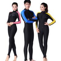 1 PCS Professional UPF50 + Nylon Spandex Lycra Jellyfish Garment Snorkeling Conjoined Long Sleeve UV Sun Protection Diving Suit