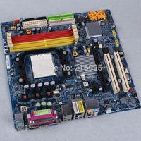 100% tested GA-M51GM-S2G V1.2 AMD NVIDIA GeForce 6100 Motherboard Socket AM2 DDR2 1394 For Gigabyte DHL/TNT/UPS/fast shipping