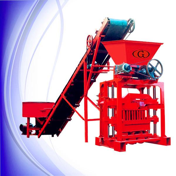 QTJ4-35B2 manual fly ash brick making machine india(China (Mainland))