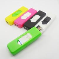 Fashional & Rechargeable electronic cigrette USB flameless Lighter,Eco-Friendly portable Cigar Lighter 5pcs/lot