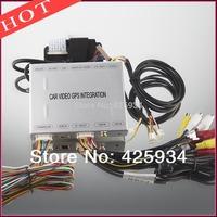 "TV Tuner Interface For VOLVO S60/XC60/S80/V60/V40 2011-2013 Original 5"" monitor"