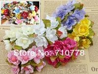 7C available diy wreath for floral arrangemanet crafts wedding garland decoration accessories plum blossom peach blossom sakura