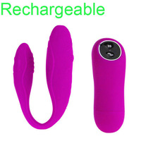 Silicone Remote Control Dual Motors Vibrator,USB Rechargeable Sex Vibrator,30 Speeds Clit Vibe Sex Toys For Women,Sex Products