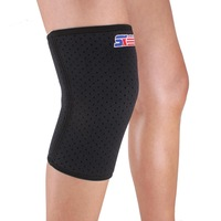 2014 New Fashion Classical Ventilate Sport Knee Guard Cool Knee Protector