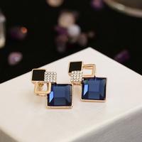 Fall in love high quality fashion sweet elegant fashion stud earring female earrings