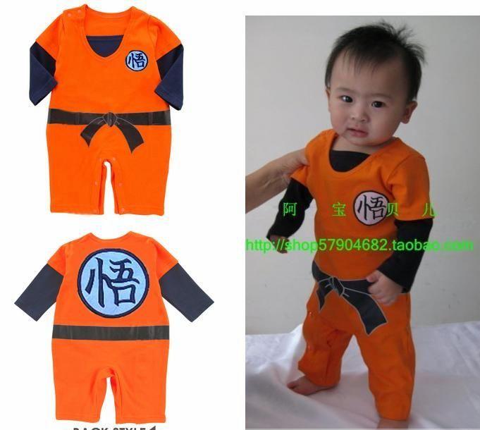 Dragon Ball z Goku Costume Dragon Ball Goku Cosplay