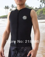 Slinx 1110 neoprene 3mm vest wetsuit diving suit swimming suit winter swimming towel terry lining warm wear Wetsuit