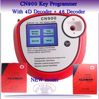 2014 hot seller  Power full key programmer  CN900 Key Programmer With CN900 4D Decoder + 46 DECODER together   free shipping
