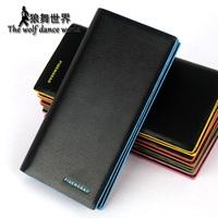2014 wallet male long design male wallet