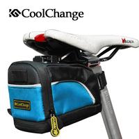 Mountain bike last package back seat bicycle bag ride tools bag bicycle seat tube mobile phone equipment bags