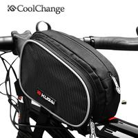 Bicycle bag saddle mobile phone bag mountain bike bag ride tube bag bicycle tools bag accessories