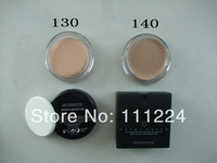 Free HK POST 2pcs/lot Brand MPEARL CREAM WARM ALMOND 12G Skin Care Cosmetic Perfect Cover 50g BB Cream Concealer