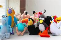 Pigeon dolls plush toy decoration gift