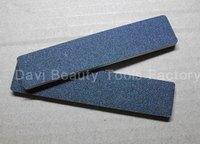 FREE SHIPPING Nail tools 50pcs/lot  80/80 mini nail files for nail art square black sand files #SC0612-03