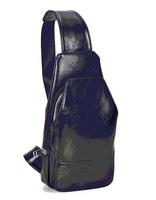 Hot Sale 2014 New Fashion Vintage Men Small Sport Chest Bags Casual Travel Messenger Bags Genuine leather bag Retro Shoulder Bag