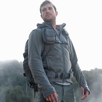 Stand collar outdoor thermal fleece jacket TAD military tactical fleece jacket 270gsm fleece YKK zipper TAN/Army green