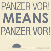 """High quality  world of tanks wot Tank """"Panzer Vor""""  Means Casual  Print T-shirt  Tee Camiseta Dress"""